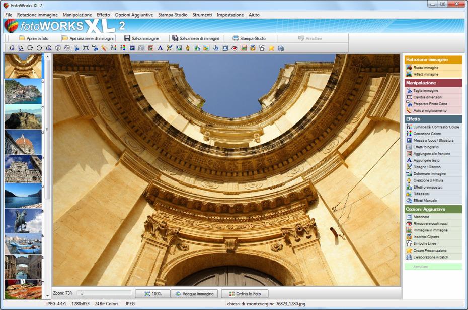 Programma per modificare foto fotoritocco programma for Fotoritocco